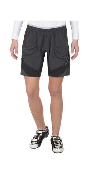 Endura Women's Firefly Short with 200 Pad anthracite/black